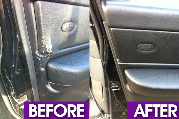 door trim Cardiff repair